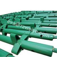 China Hot dip painted Q235 K-stage / kwikstage scaffold components on sale