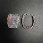 Quality CNC Machining Watchbracelet Custom Carbon Fiber Parts Per 3D Drawing Rapid Prototyping for sale