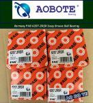 Quality Single Row Fag Ball Bearings 6207-2rsr , Deep Groove Ball Bearing for sale