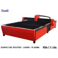 Buy High Efficiency CNC Plasma Metal Cutting Machine With Table 1300mm*2500mm at wholesale prices