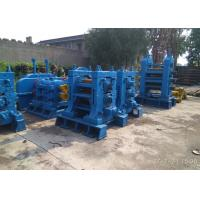 Quality 8-32mm rebar continuous rolling line 450 and 350 hot rolling mill for sale