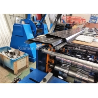 Quality PLC Control 5.5KW Metal Stud Roll Forming Machine for sale