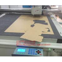 Quality Paper Furniture Architecture Vibrating Knife Digital Proof Cutting Machine for sale