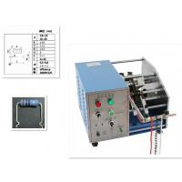 Quality Taped Axial Kinking Component Lead Cutting Machin U - Forming 3600-4500PCS/H for sale