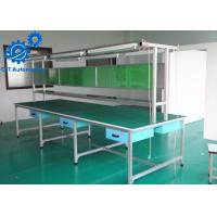 China Folding ESD Safe Workbench , Anti Static Workstation With 30W LED Light on sale