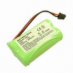 Best Cordless Phone Battery Pack, BT-1007 UNIDEN/P506, AA 2,000mAh, 2.4V wholesale