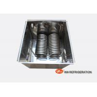 Quality Seamless SUS304 Stainless Steel Tube Coil Heat Exchanger For Water Tank for sale