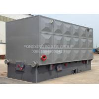 Quality 2400kw Biomass Fired Thermal Oil Heater Coal Burning Boiler Intelligent Control for sale