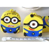 Quality OEM Colorful Plastic Tape Measure Tapeline/measure tape with promotion gift for sale
