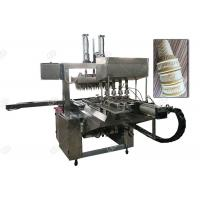 Quality Full Automatic Ice Cream Cone Manufacturing Machine in Indonesia Industrial for sale