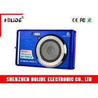 China 21 Mega Pixels Dual Screen Wide Angle Digital Camera 2.7 Inch TFT Lightweight on sale