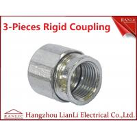 """Quality 1"""" 2"""" 4"""" Electro Galvanized Rigid Conduit Fittings Malleable & Steel Coupling for sale"""