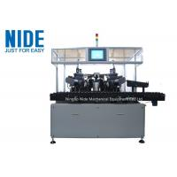 Quality Automatic Production Line Rotor Balancing Machine For Armature OD Range 40mm ~ 56mm for sale