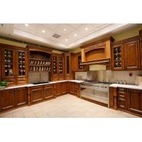 Buy cheap wooden cabinets,Raised door kitchen,kitchen cabinets,Cherry kitchen cabinet,kitchen set,Luxury kitchen cabinets style from wholesalers