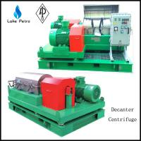 Quality Solid Control Decanter Centrifuge for sale