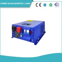 Buy cheap 6KW Peak Power Reach 18KW Solar Power Inverter With Frequency 50/60Hz ± 1% from wholesalers