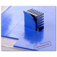 High Insulating Thermal Conductive Pad For CPU Heat Dissipation 2.95 g / cc Specific Gravity