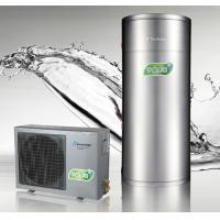 China Air to Water Residential Heat Pump , Split Type Heat Pump With LCD Controlling on sale