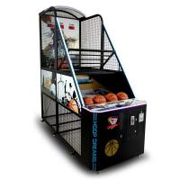 Quality Indoor Amusement Electronic Basketball Arcade Game Machine Coin Operated for sale