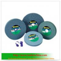 Quality Green Silicon Carbide Grinding Stone Wheel for sale