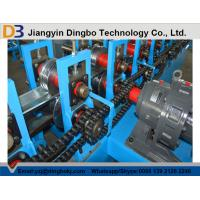 Quality Casting Steel Plate Rolling Machine , K Span Roll Forming Machine Gardens Use for sale