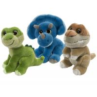 Quality Green and Purple Dino Dragon Plush Toys for sale