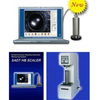 Quality High Accuracy Automatical Brinell Hardness Reading Measuring System HB scaler with USB Power for sale
