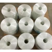 China Alkali Free Woven Roving Fiberglass 45gsm - 200gsm No Airborne Fiber on sale