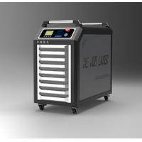 Quality 100w/150W/200W laser rust cleaning machine for rust removal metal or non-metal cleaning for sale