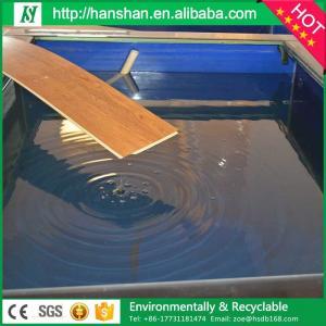 Quality wpc floor click lock vinyl plank flooring deck pvc for sale
