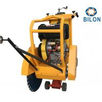 Quality 25HP Diesel Hydraulic Start Concrete Road Cutter Saw Running Speed 20m-40m/h for sale
