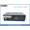 NLOS Wireless COFDM Video Transmitter , HD Digital AV Transmitter with Encryption for sale