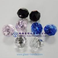 China 33mm Glass Drawer Knobs (003-33 -XDL) on sale