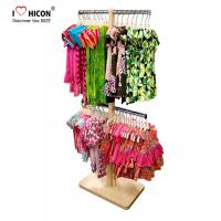 Buy cheap Kids Clothing Store Fixtures Customized MOQ 20pcs Apparel Store Display from wholesalers