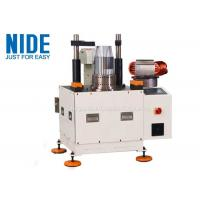Quality Fan motor and Induction Motor Stator Semi-auto Winding Inserting Machine for sale