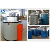 Quality Industrial Pit Type Tempering Furnace , Electric Resistance Heating Annealing Furnace for sale