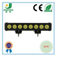 China 80w led light bar off road on sale
