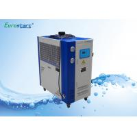 Low Noise Fully Automatic Commercial Water Chiller Small Chiller Units 3Hp - 45Hp