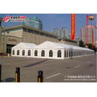 China Fully Modular Design Wedding Marquee Tent With Wooden Flooring System on sale
