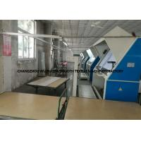 Quality Industrial Fabric Winding Machine / Fabric Inspection Machine PLC Control for sale