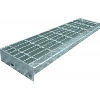 Quality Construction Steel Grating Plate Pressure Welded Fire Retardant 32 X 5mm for sale