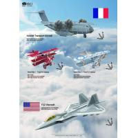 China Making Awesome Toys for Kids | Arts & Crafts | DIY Model Plane 3D Puzzle After Gloster Gamecock on sale