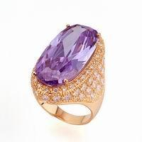 Quality Fashion Crystal Finger Ring Jewelry (RS-007) for sale