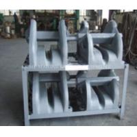 Quality JIS F2002-1976 Cast Iron Bar Type Chain Stopper for sale