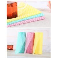 China Non Toxic Smooth Healthy Disposable Cleaning Cloth Super Absorb Water on sale