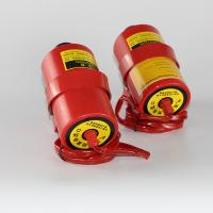 Quality 0.16kg Aerosol Fire Extinguishing Generators / Portable Aerosol Fire Extinguisher for sale