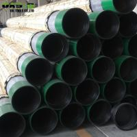 Quality Perforated Pipe Base Screen K55 Material 245MM Width API / ASTM / AISI Standard for sale