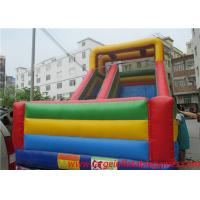 China Commercial inflatable slide for kids , giant slide inflatable bouncers for sale on sale