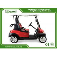 Quality Electric Golf Buggy Unique USA Key Golf Course Golf Cart Buggy/Trojan Battery for sale