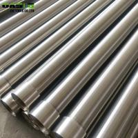Quality High Strength Water Well Screen Pipe , 219mm Cylindrical Wedge Wire Screens for sale